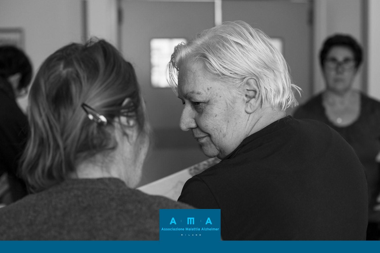 A.M.A. Milano - L'Alzheimer